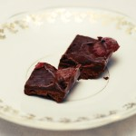 Frozen chocolate pralines 3
