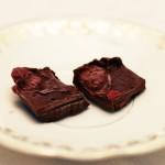 Frozen chocolate pralines 2