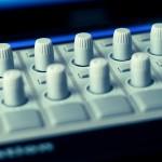 Novation Remote Zero SL for controling Cubases mixer